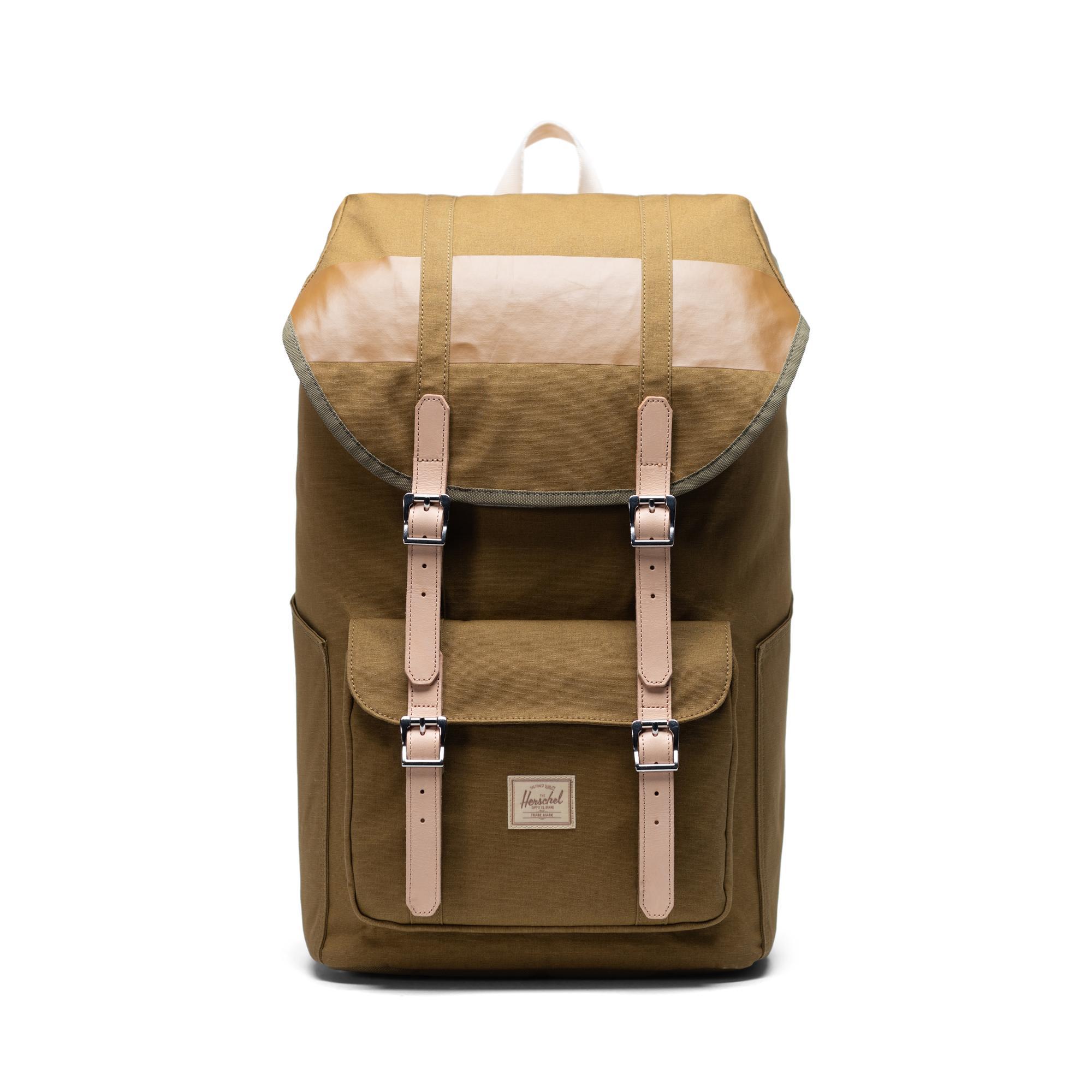 America Premium Backpack CottonSupply Herschel Little TKFlc1J